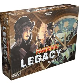 Z-Man Games Pandemic: Legacy Season 0