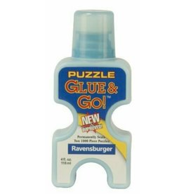 Ravensburger Puzzle Glue & Go! (4 fluid ounces)