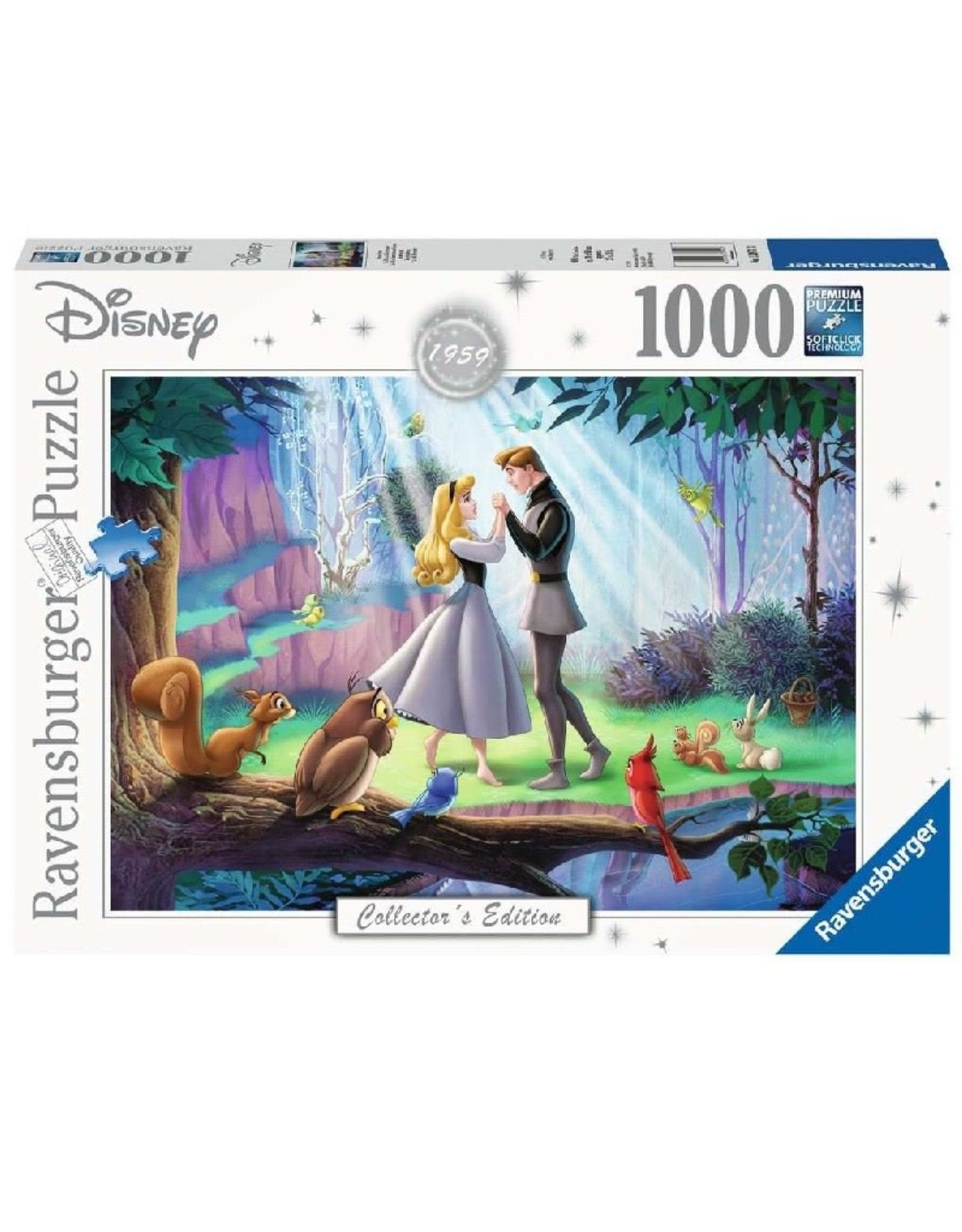 Ravensburger Sleeping Beauty (Collector's Edition, 1000pc)