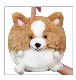 Squishables Mini Squishable - Corgi