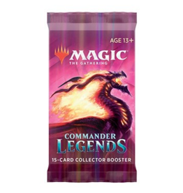 Wizards of the Coast Collector Booster (Commander Legends)