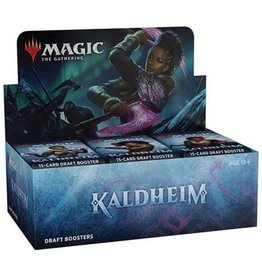 Wizards of the Coast Draft Booster Box (Kaldheim)