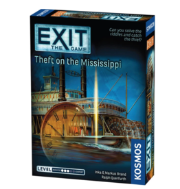 Exit: The Game - Theft of the Mississippi
