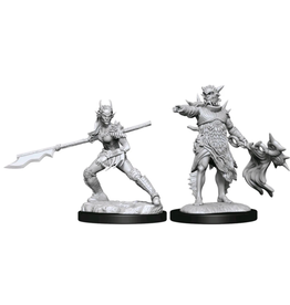 WizKids Coralhelm Commander & Halimar Wavewatch