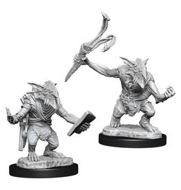 WizKids Goblin Guide & Goblin Bushwhacker