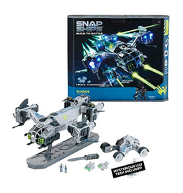 Play Monster Snap Ships - Gladius AC-75 Drop Ship
