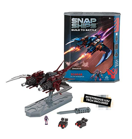 Play Monster Snap Ships - Scarab K.L.A.W. Interceptor
