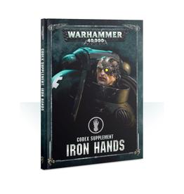 Games Workshop Iron Hands Codex Supplement