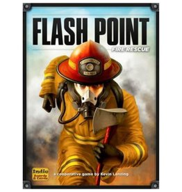 Indie Boards & Cards Flash Point Fire Rescue (2nd Ed)