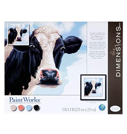 Paint Works Cow (Expert)