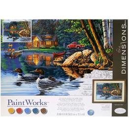 Paint Works Echo Bay - Large