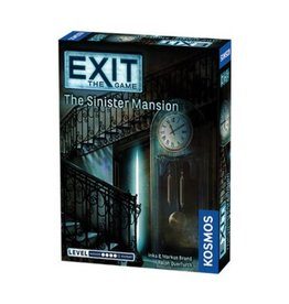 Exit: The Game - The Sinister Mansion