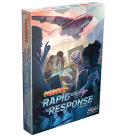 Z-Man Games Pandemic (Rapid Response)