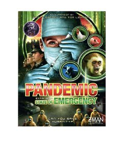 Z-Man Games Pandemic (State of Emergency)