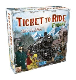 Ticket to Ride (Europe)