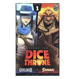 Dice Throne Season 2, Box 1 (Gunslinger V. Samurai)