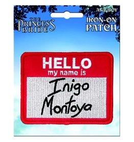 Ata-Boy The Princess Bride: Hello my name is Inigo Montoya