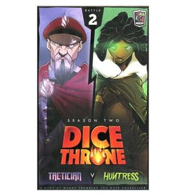 Dice Throne Season 2, Box 2 (Tactician V. Huntress)