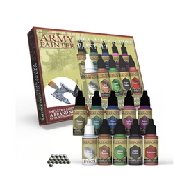 The Army Painter Warpaint: Metallics Colours Paint Set
