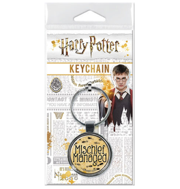 Ata-Boy Harry Potter: Mischief Managed Keychain