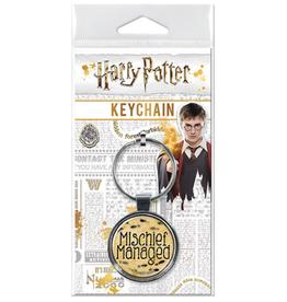 Ata-Boy Harry Potter: Mischief Managed Keychain