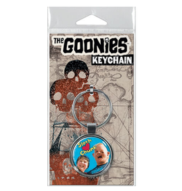 Ata-Boy The Goonies: Sloth Loves Chunk Keychain