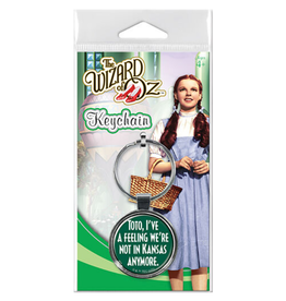 Ata-Boy The Wizard of Oz: We're Not in Kansas Anymore Keychain