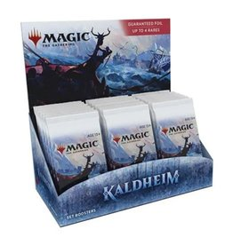 Wizards of the Coast Set Booster Box (Kaldheim)