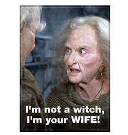 Ata-Boy The Princess Bride: I'm not a witch