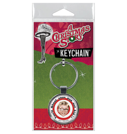 Ata-Boy A Christmas Story: You'll Shoot Your Eye Out! Keychain