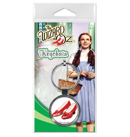 Ata-Boy The Wizard of Oz: Ruby Slippers Keychain
