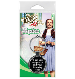 Ata-Boy The Wizard of Oz: I'll Get You My Pretty Keychain