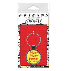 Ata-Boy Friends: Pivot, Pivot, Pivot! Keychain
