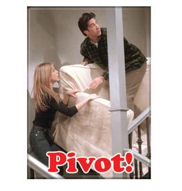 Ata-Boy Friends: Pivot!