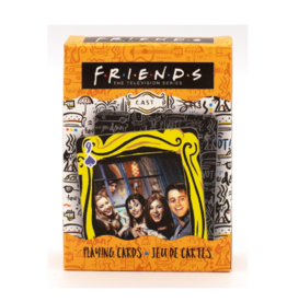 Friends: Cast Deck of Cards