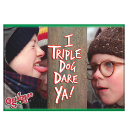 Ata-Boy A Christmas Story: Triple Dog Dare