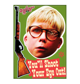Ata-Boy A Christmas Story: You'll Shoot Your Eye Out