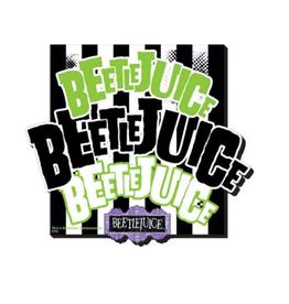 Beetlejuice Beetlejuice Beetlejuice Funky Chunky Magnet