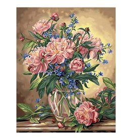 Paint Works Peony Floral (Professional)