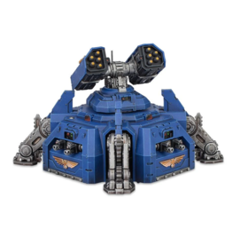 Games Workshop Space Marines Hammerfall Bunker