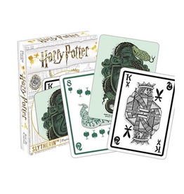 Harry Potter: Slytherin Deck of Cards