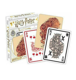 Harry Potter: Gryffindor Deck of Cards