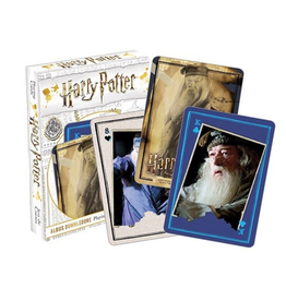 Harry Potter: Dumbledore Deck of Cards