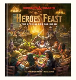 Heroes' Feast (Dungeons & Dragons Cookbook)