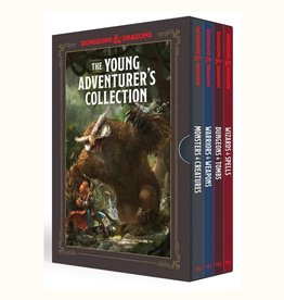 The Young Adventurer's Collection (Dungeons & Dragons 4-Book Boxed Set)