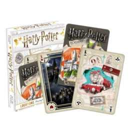Harry Potter: Locations Deck of Cards