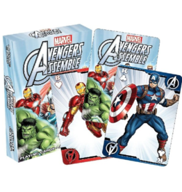 Avengers Assemble Deck of Cards