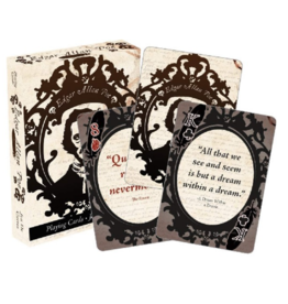Edgar Allan Poe Deck of Cards