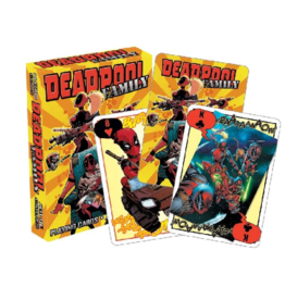 Deadpool: Family Deck of Cards