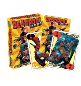 Deadpool: Family Deck of Cards